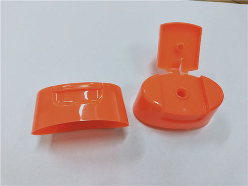china latest news about Ship plastic Cruve shampoo bottle cap to Peru Client