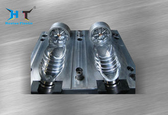 China Polishing surface multi cavity mould for Mineral Drinking / Juice Beverage Bottle factory