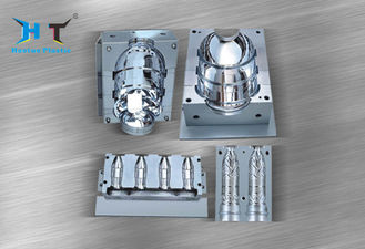 China 1L 2L 3L 4L Pet Bottle Mould Cold Runner Words Corrosion Surface Treatment factory