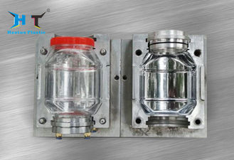 China Semi Automatic 3L 5L Blowing Bottle Mould Cold Runner Long Life Span factory