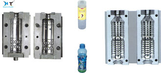 China Single / Multiple Cavity Plastic Bottle Mold , Mould In Water Bottle factory