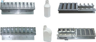 China Automatic Deflashing Blowing Bottle Mould M026 500000 Shots Mould Life factory