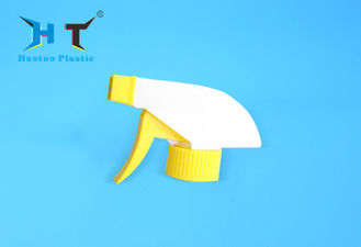 Colored Plastic Trigger Sprayer , Cosmetic Bottle Trigger Pump Sprayer