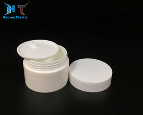 Lightweight PP Plastic Jars Color Spray Painting 46 Mm Dia Long Life Span