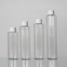 150ml 180ml 200ml Plastic Cosmetic Bottles Various Caps Sample Provided