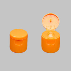 Orange 24 410 Dispensing Cap , Hand Cream Bottle Plastic Flip Top Caps