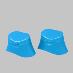 China Curve Shape 200ml Shampoo Bottle Cap 19 Mm Snap Neck Size Long Life Span factory