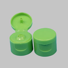 Polish Lotion Flip Top Dispensing Caps 20 / 410 Green Color Bottle Cap Closures