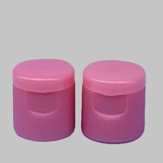 20/410 Smooth Wall Color Customized Plastic Flip Top Bottle Cap From Szuhou Haotuo Factory