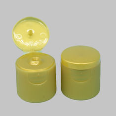24mm 24/415 Gold Color Detergent Liquids Bottles Plastic Butterfly Flip top Caps
