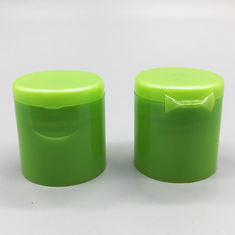 24/415 Green Color Polish Cosmetic Plastic Bottle Screw Flip Top Cap Cover
