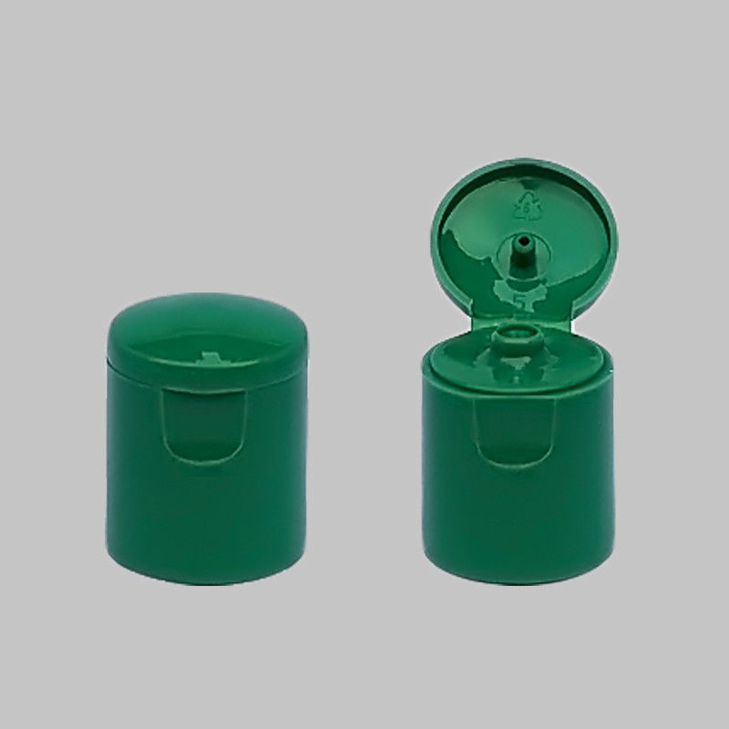 22 / 415 Size Cosmetic Bottle Cap Plastic 31 Mm Height Easy To Use supplier