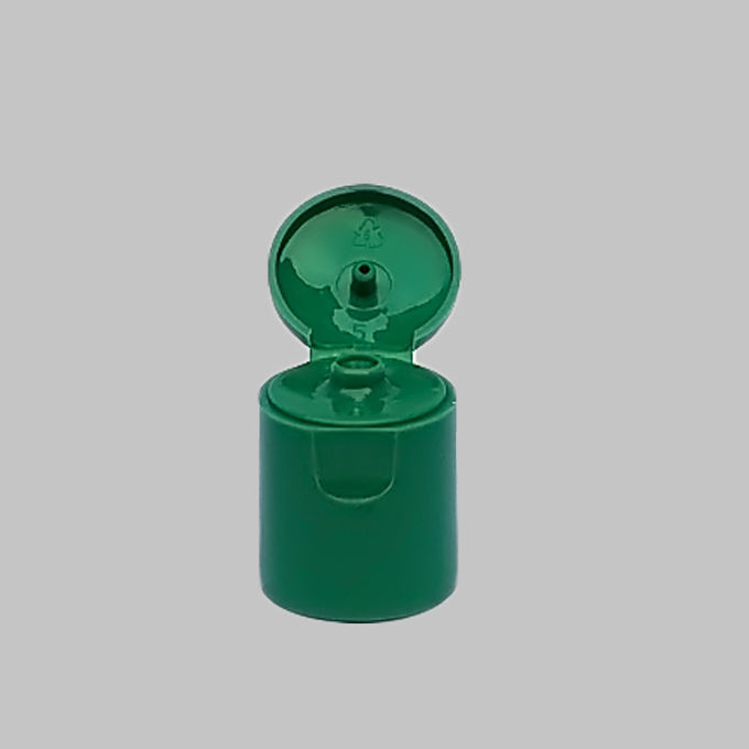 22 / 415 Size Cosmetic Bottle Cap Plastic 31 Mm Height Easy To Use